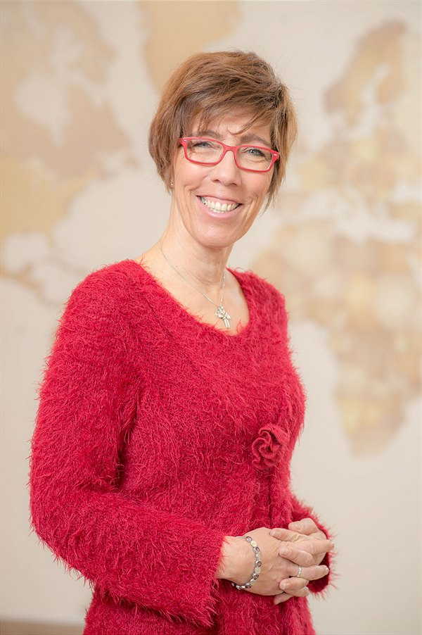 Jutta Becker, Head of International Projects bei Missio Österreich